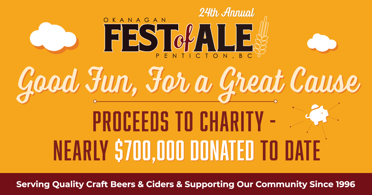 Charitable Grant Info Fest of Ale 2019