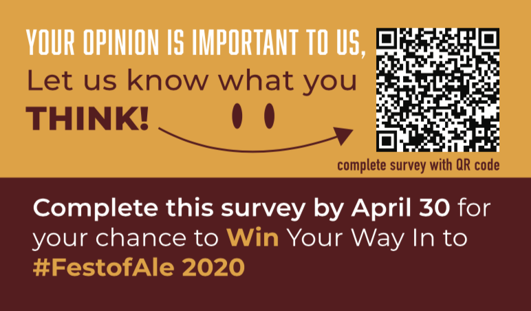 Okanagan Fest of Ale 2019 Survey